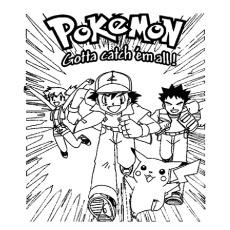 🎖 93 halaman mewarnai untuk mencetak pokemon yang akan