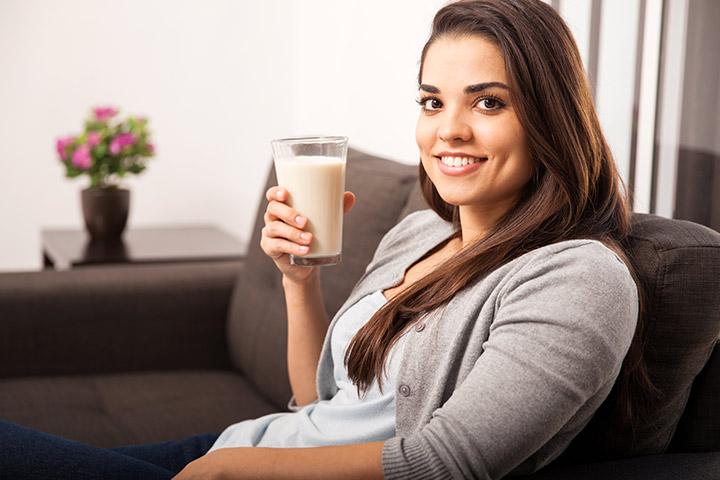 Миндальное молоко при грудном вскармливании