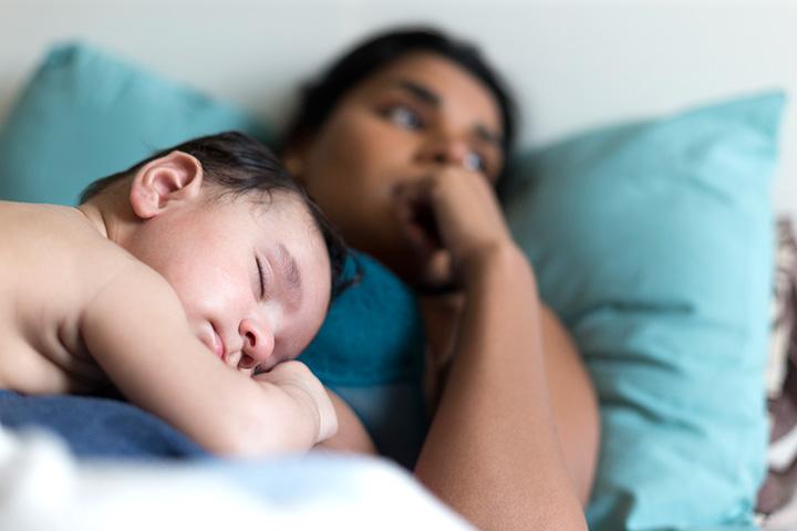 Борьба с болями и усталостью беременности