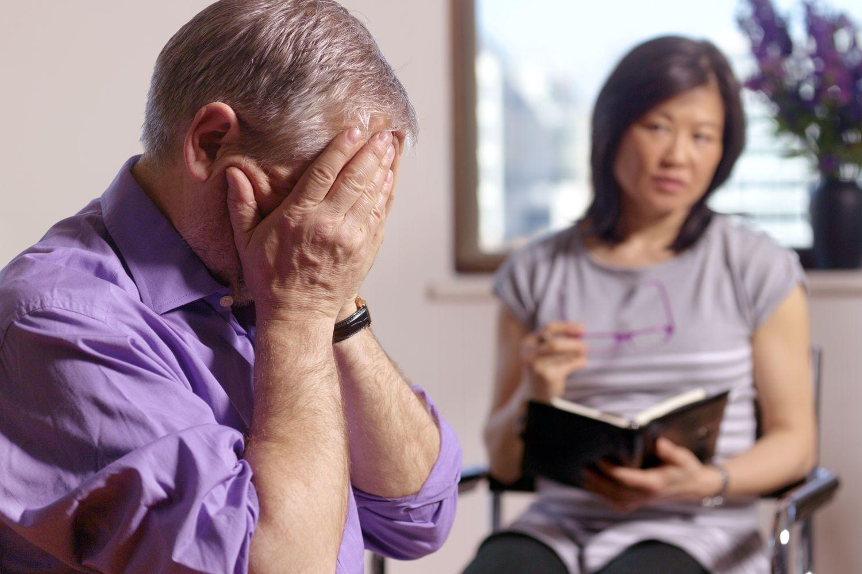 Быстрый поиск терапевта, если у вас диагностирован ПТСР