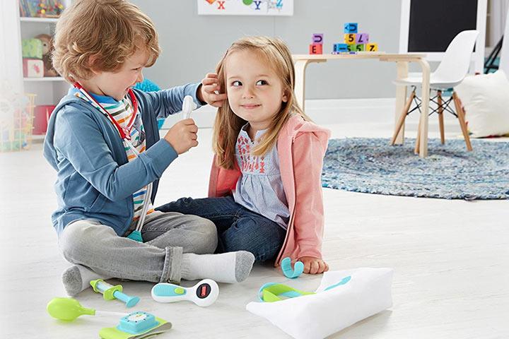 Ваш ребенок развивается намного быстрее, чем вы думаете!