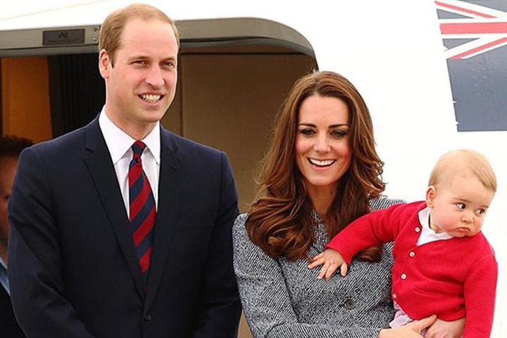 Вот почему Принц Джордж пропустил поездку в Индию