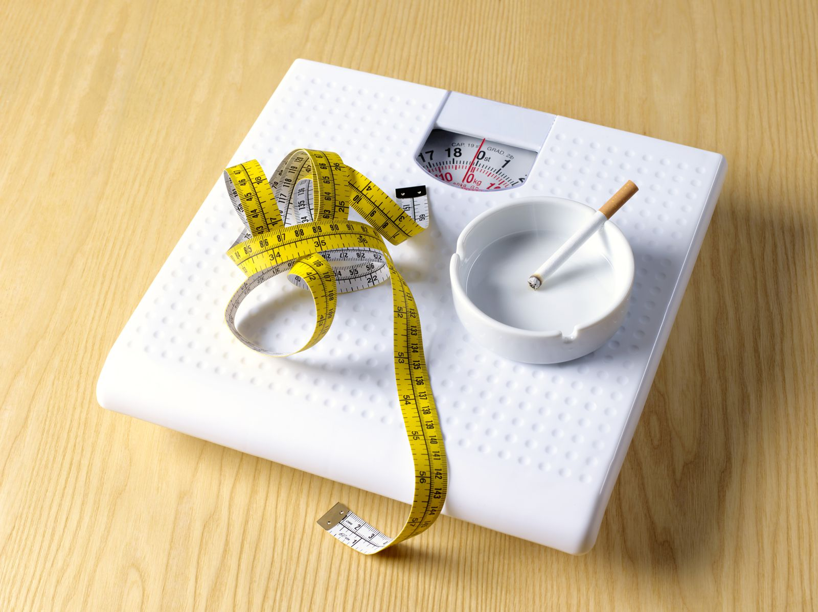 Выйдите из Урока 8 – Контроль за стрессом и весом после того, как вы бросите курить