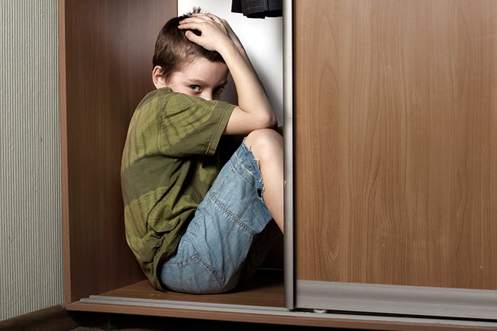 Синдром усыновленного ребенка