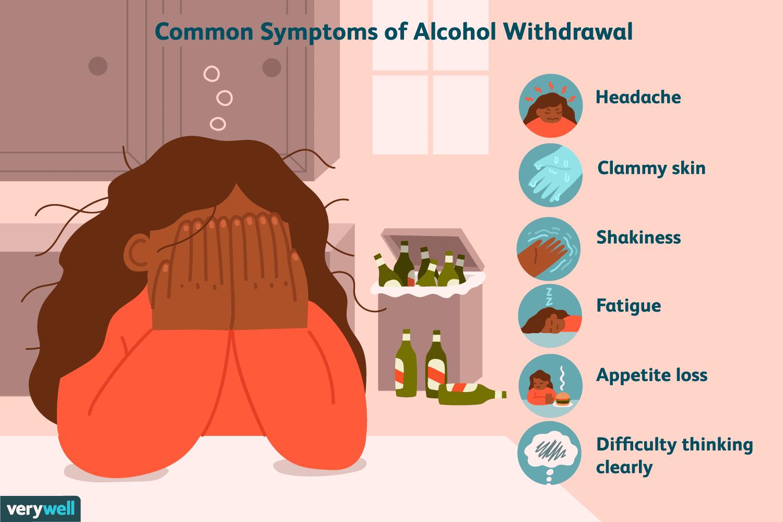 Если вы бросите пить, у вас могут возникнуть эти симптомы отмены