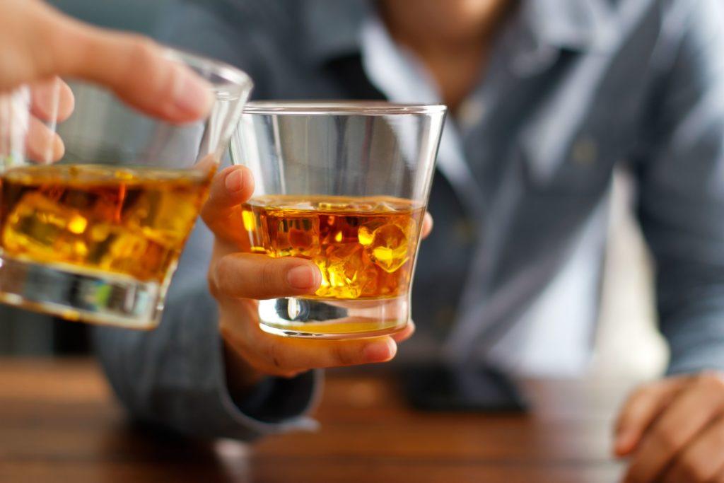 Есть ли у пьяницы симптомы синдрома отмены?