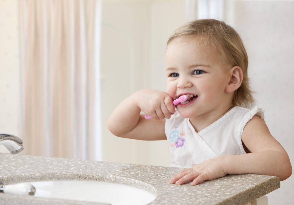 Забота о зубах вашего ребенка, чтобы они оставались пустыми