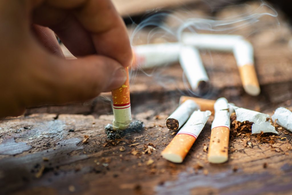 Знаете ли вы, как долго никотин остается в вашей системе?