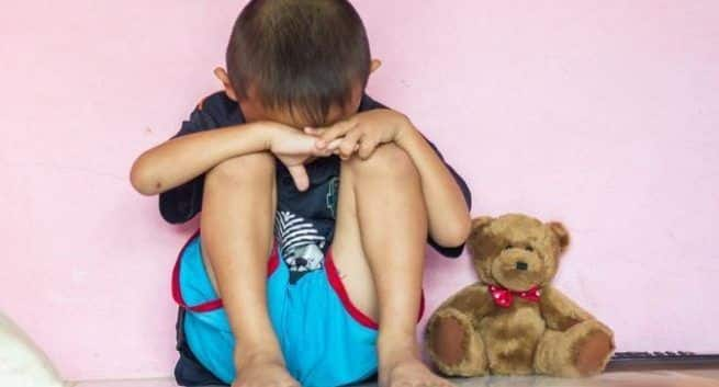 Suicidal thoughts in children