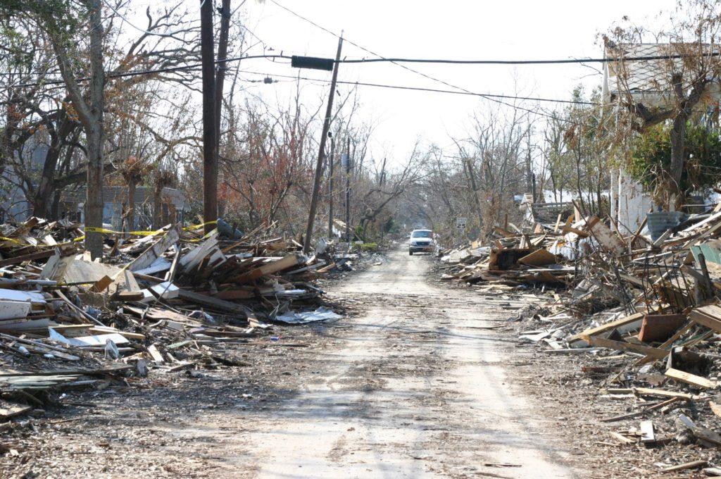 Какая связь между ПТСР и ураганом Катрина?