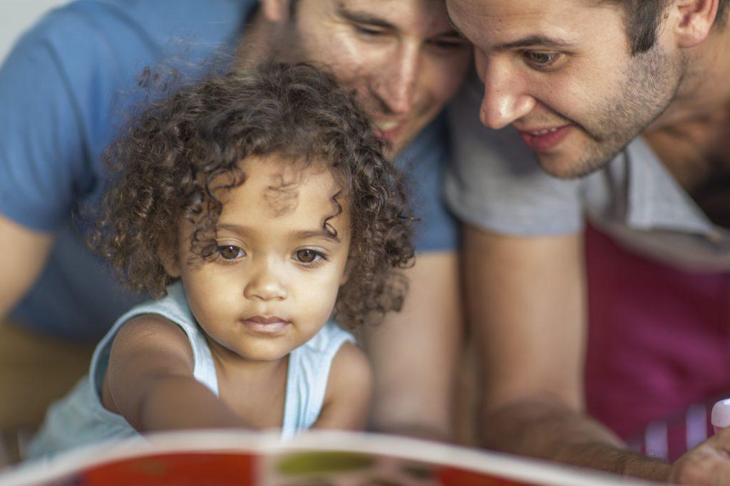 Как завести ребенка и построить свою семью, когда вы идентифицируете себя как ЛГБТ