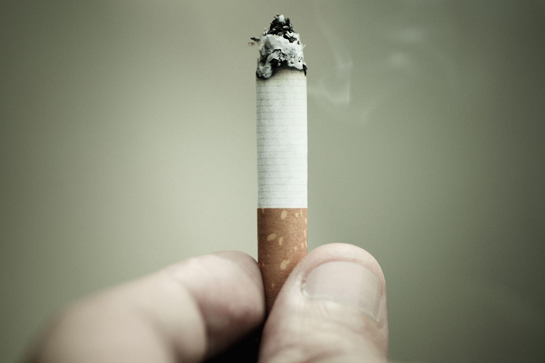 Как никотин может повлиять на здоровье вас и ваших близких