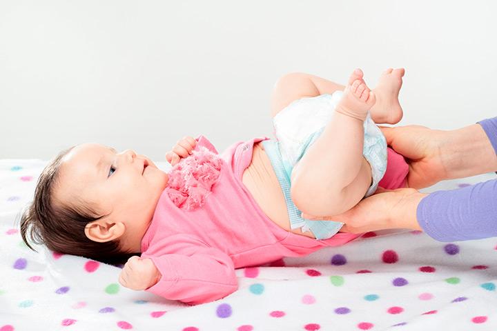 Как часто вы должны менять подгузник вашего ребенка