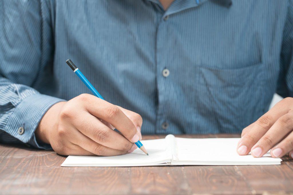Как эффективно писать в журнале, чтобы облегчить беспокойство