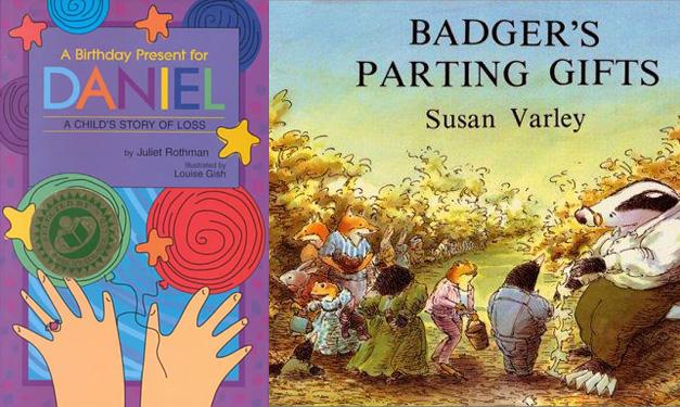 Книги, чтобы помочь скорбящим детям и их семьям