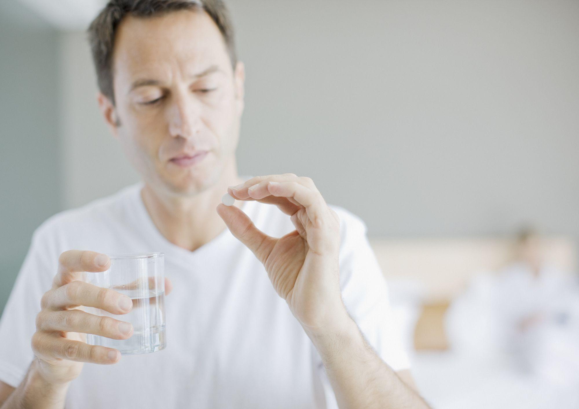 Могут ли лекарства против тревожности лечить симптомы БЛД?