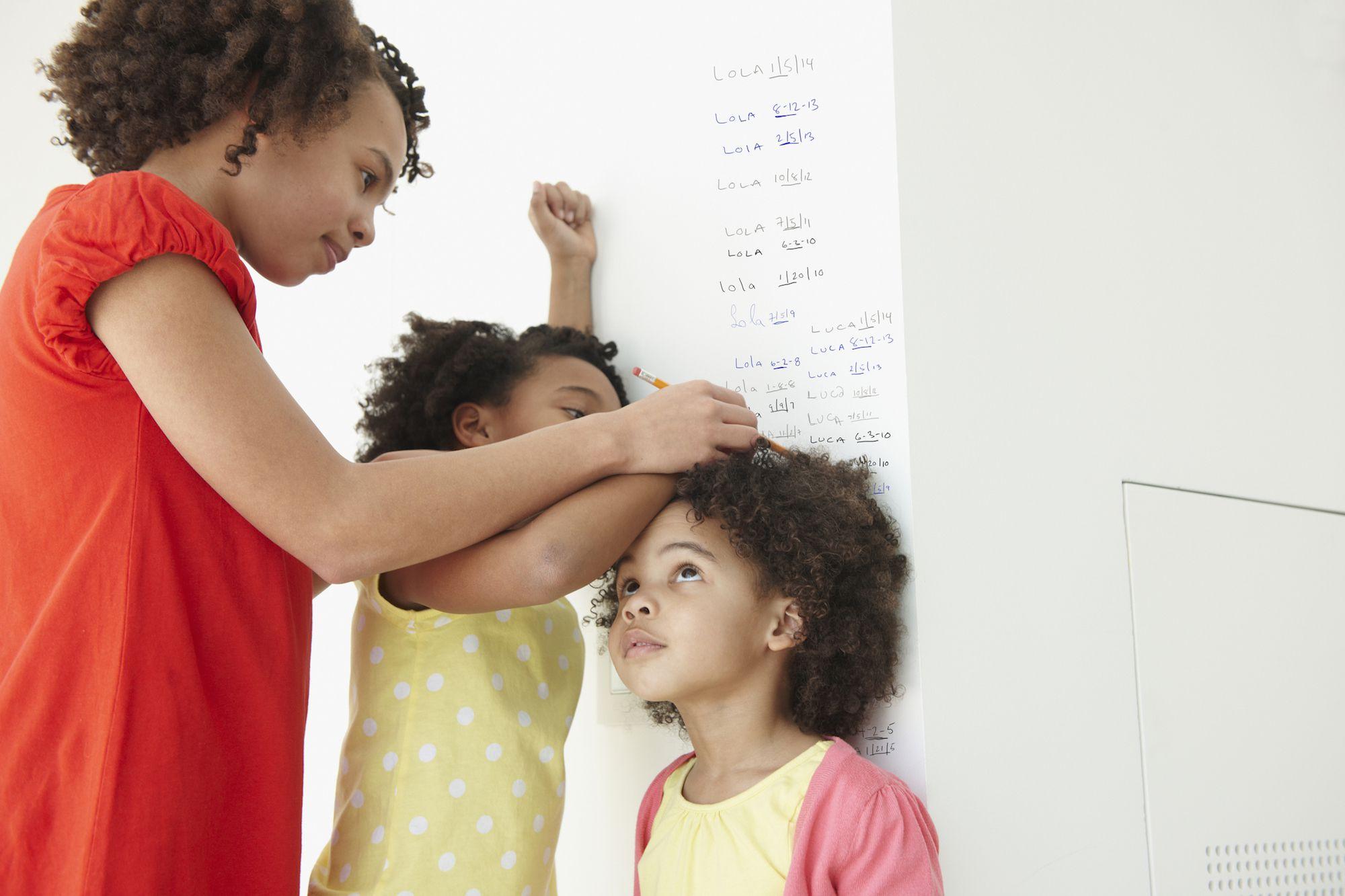 Можете ли вы предсказать, насколько высокими будут ваши дети?