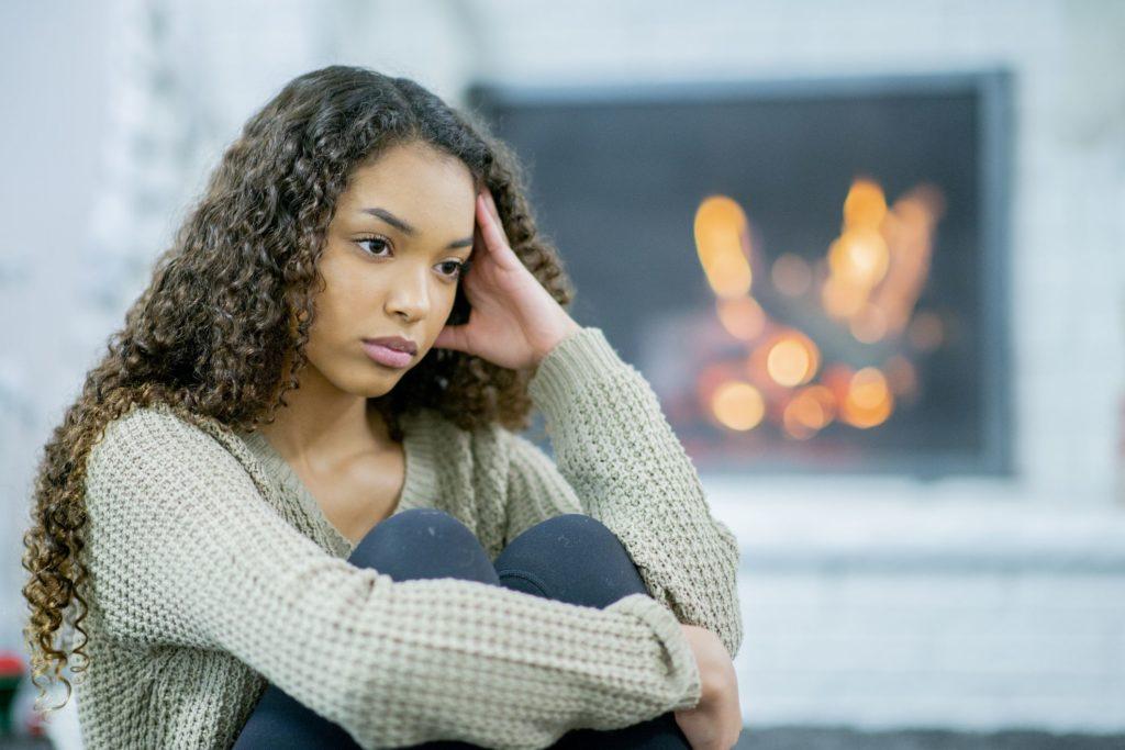 Может ли ваш ребенок страдать от депрессии?