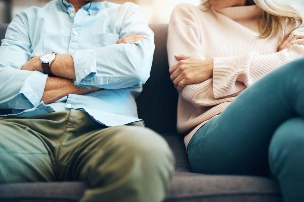 Может ли развод или развод в браке привести к ПТСР?