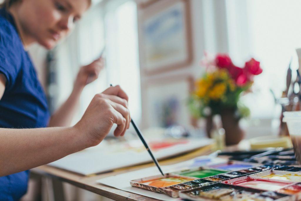Может ли тревога помочь в арт-терапии?