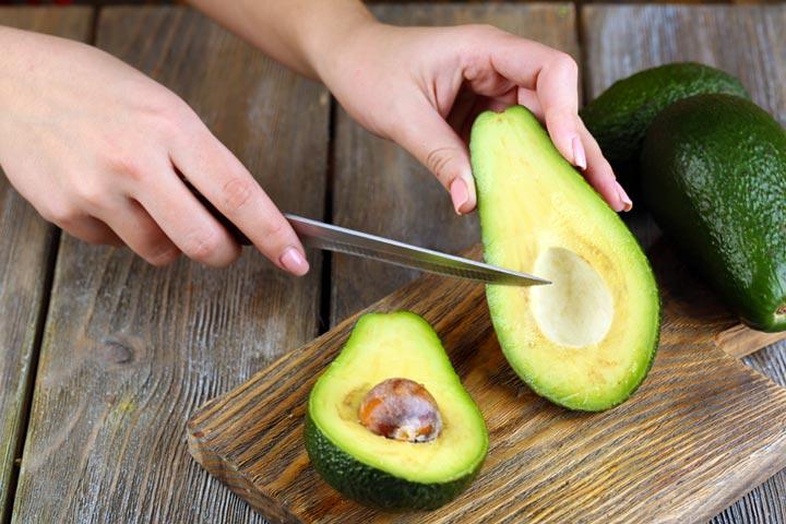 Авокадо и грудное вскармливание