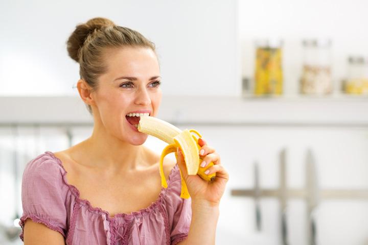Банан во время грудного вскармливания