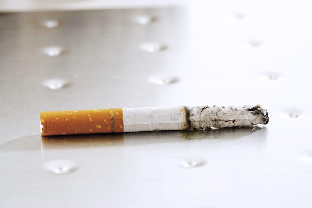 Нет такой вещи, как только одна сигарета