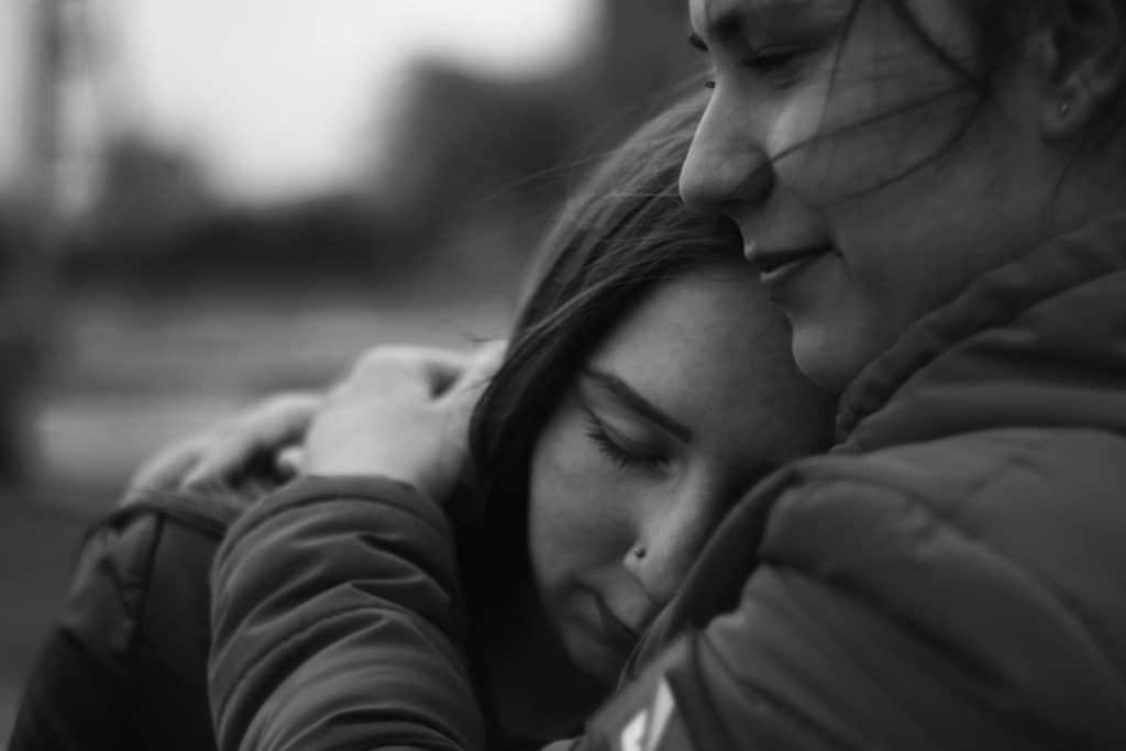 Не боритесь с любимыми только потому, что вы расстроены