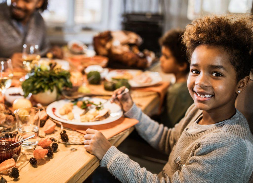 Не стоит недооценивать силу простых семейных ужинов