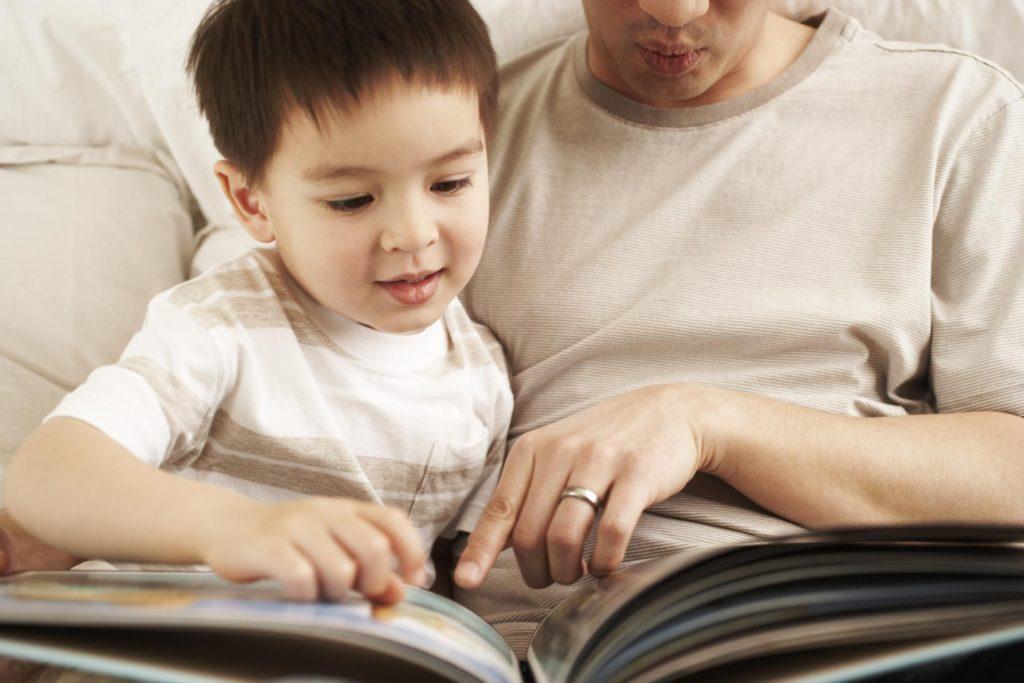 Основные этапы умения ребенка говорить