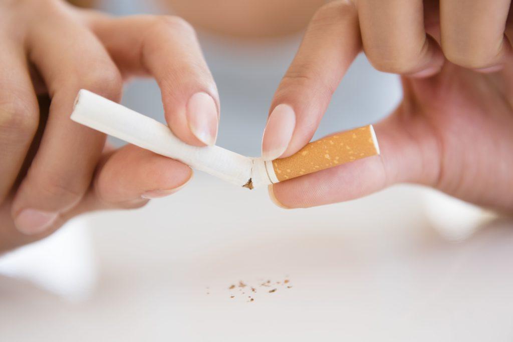 Отказ от курения – это процесс, а не событие