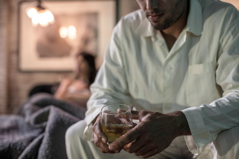 Отрицание – расстраивающий симптом алкоголизма