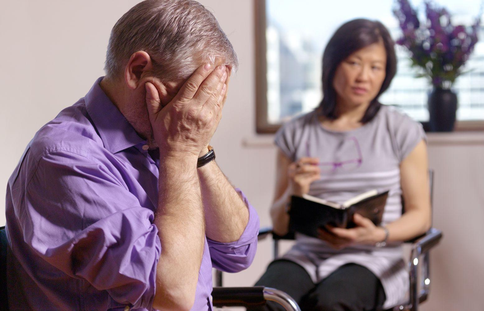 ПТСР: справляться, поддерживать и жить хорошо