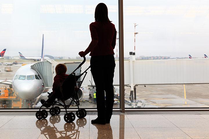 Составление планов поездок с малышом