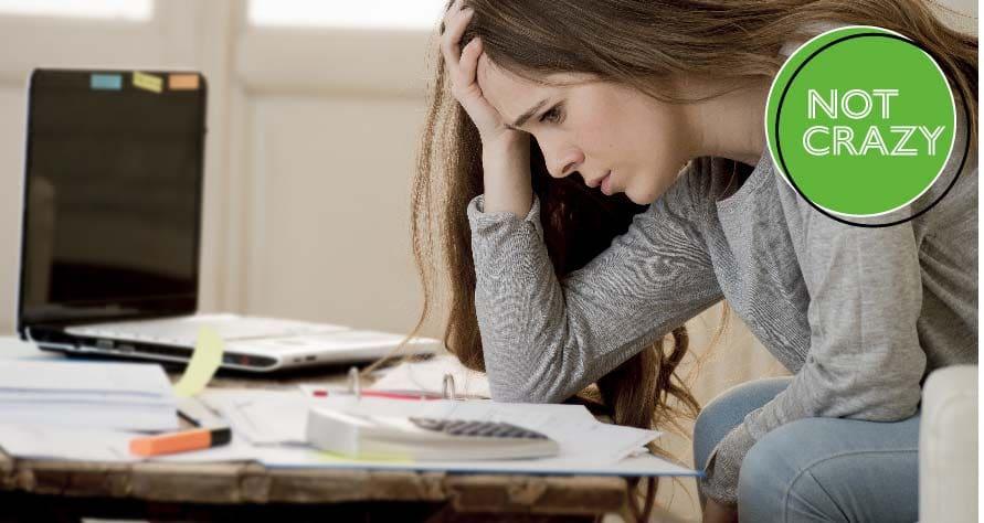 Подкаст: запаниковал из-за финансов? Почему деньги влияют на наше психическое здоровье