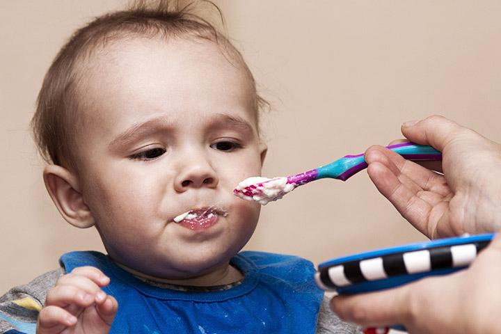 Причины потери аппетита у детей