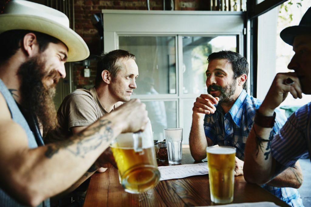 Почему алкоголики решили изменить свое употребление алкоголя