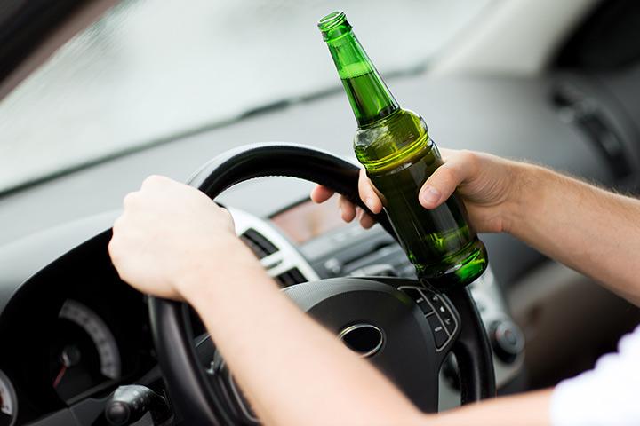Почему подростки пьют и водят