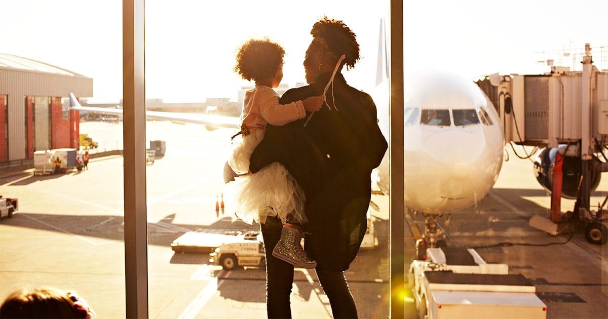 Путешествие с детьми подтверждает, что у многих людей нет терпения к детям