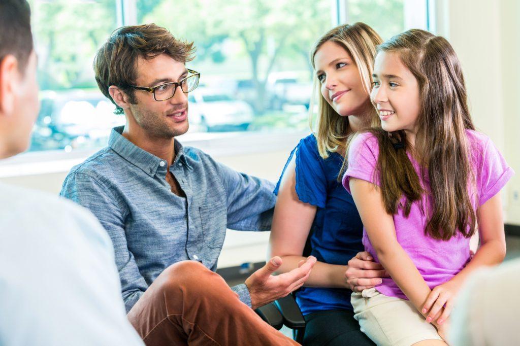 Семейная терапия пограничного расстройства личности