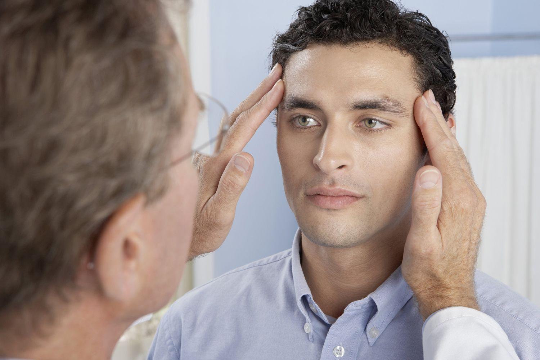 Сетчатка может служить окном в мозг и биполярное расстройство