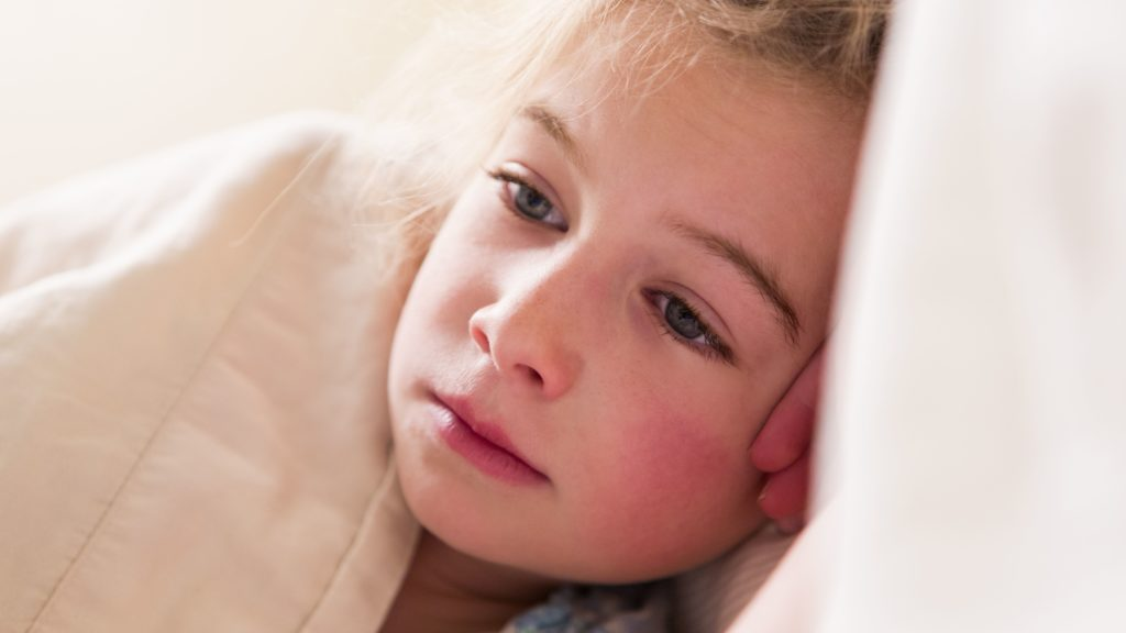 Симптомы, лечение и осложнения парвовируса B19 (пятое заболевание)