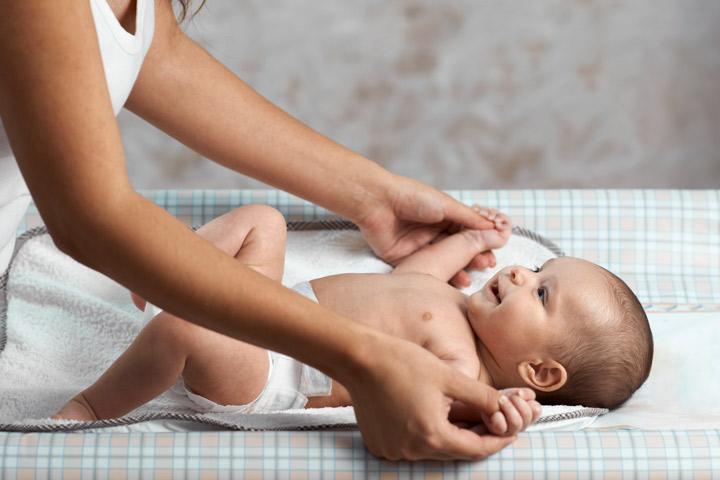 Правильное массажное масло для вашего малыша