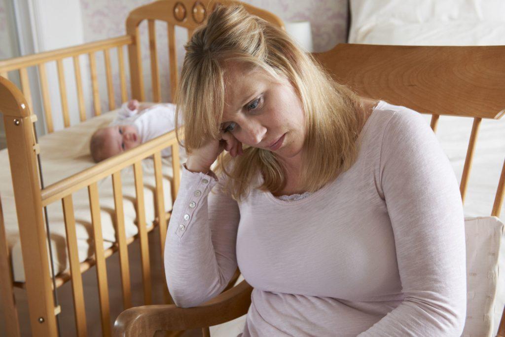 Странные навязчивые идеи после рождения могут быть связаны с ОКР в послеродовом периоде