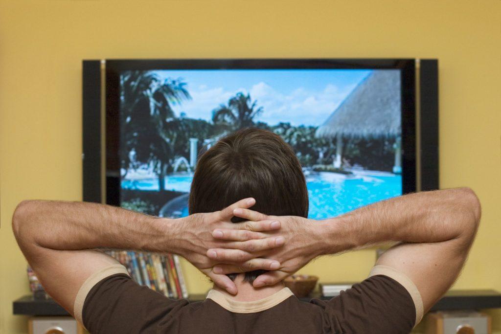 Телевизионная зависимость может быть, когда вы действительно не можете пропустить ваше любимое шоу