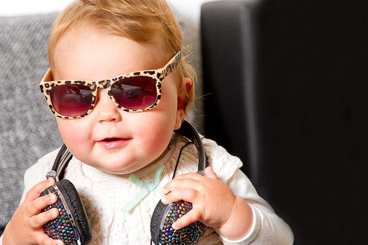 Топ-20 имен Rockstar для вашего ребенка