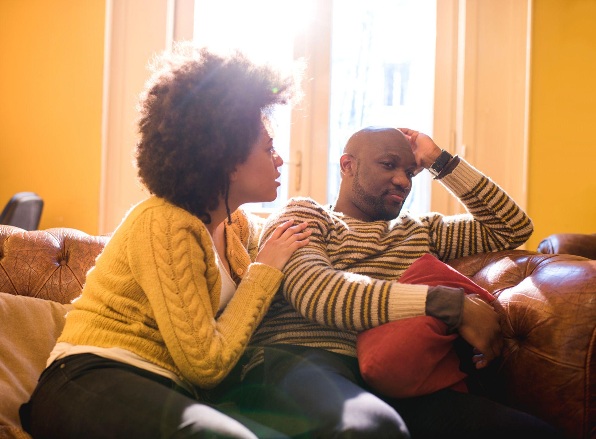 У моего супруга пограничное расстройство личности. Должен ли я получить развод?