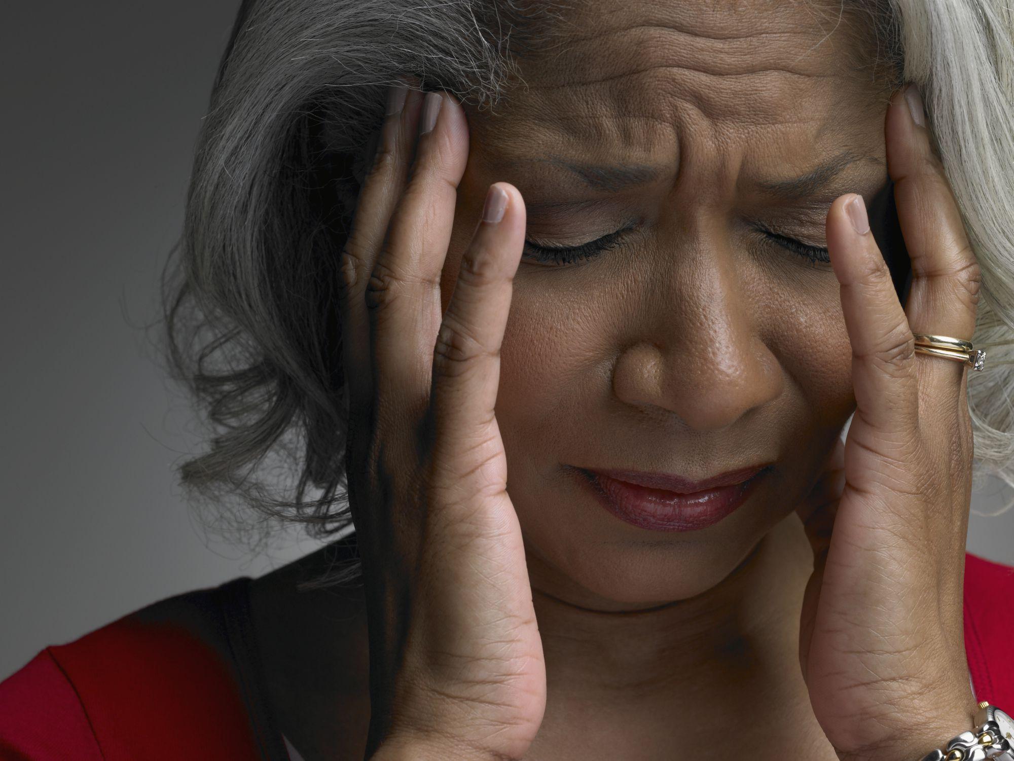 Физические эффекты депрессии