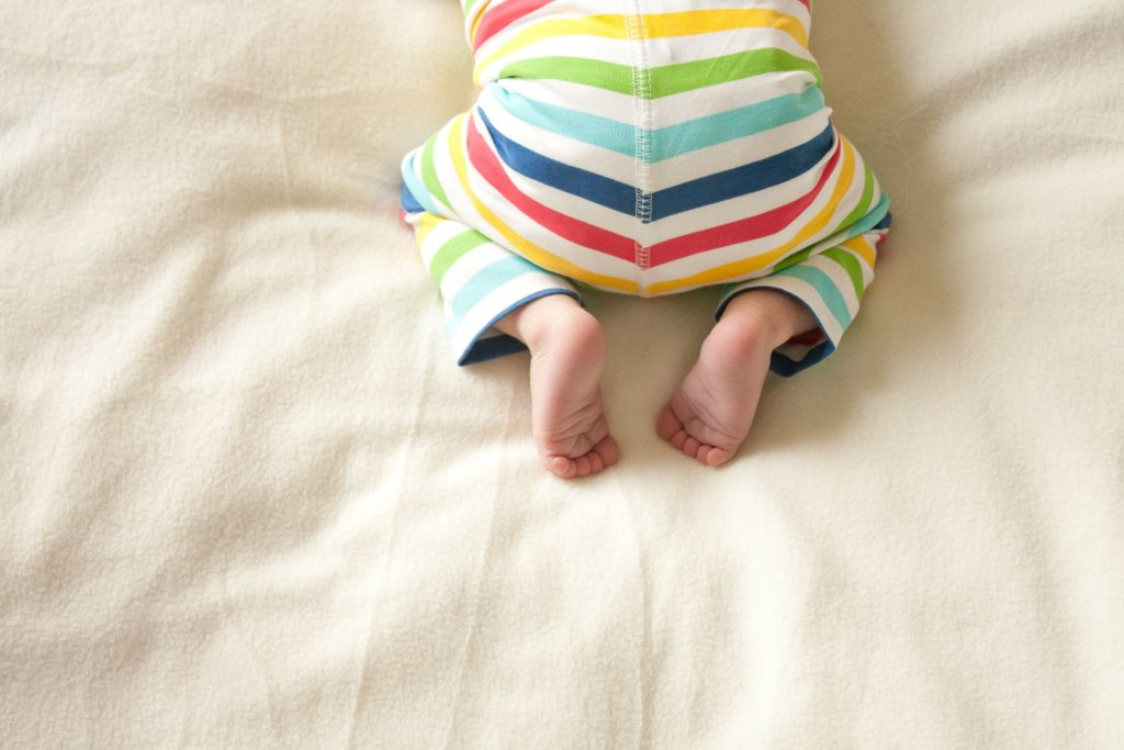 Что ожидать, когда вы беременны с ребенком Радуга