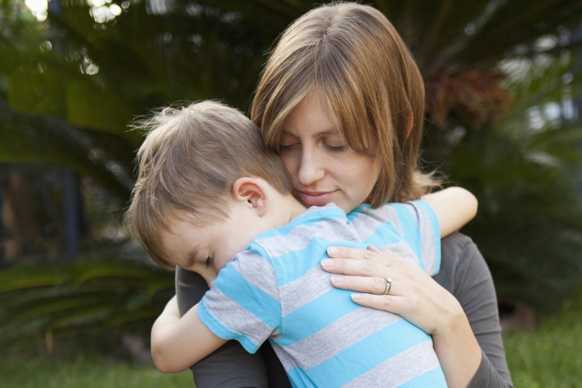 Эффективные способы снять беспокойство у детей